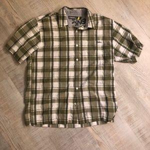 O'Neill men's button down shirt